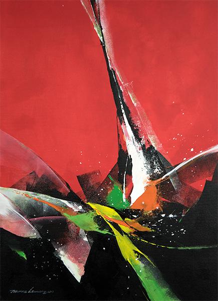 Dancing Color II