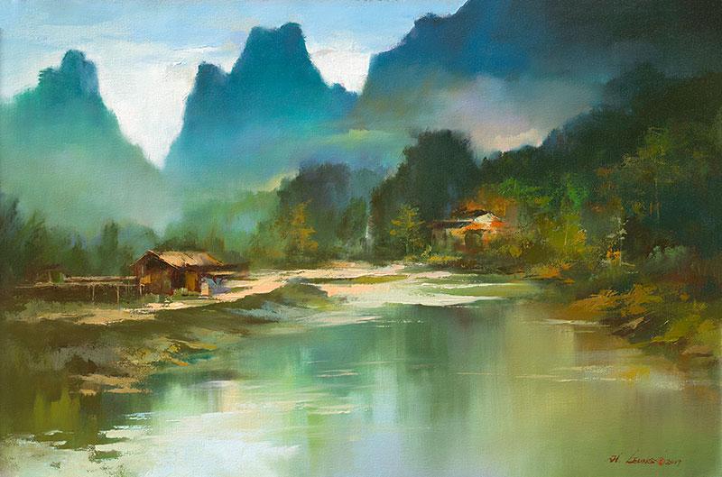 Mountainside River Village
