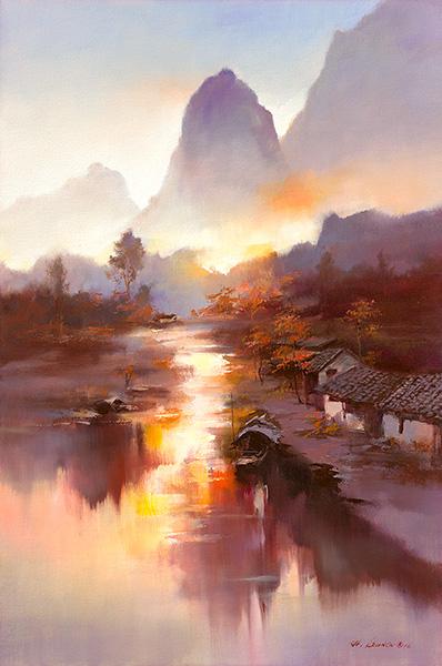 River Morning