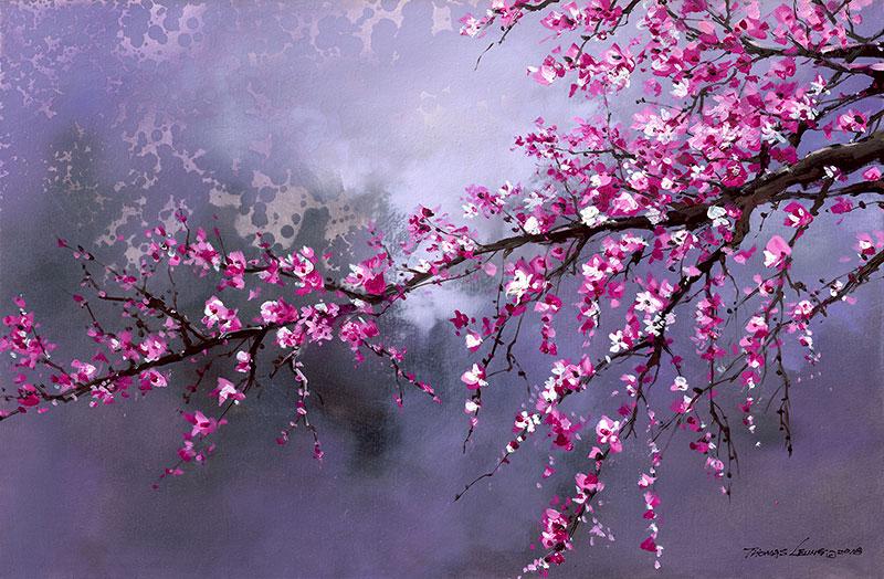 Winter Plum Blossom II